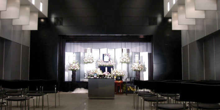 葬祭ホール1